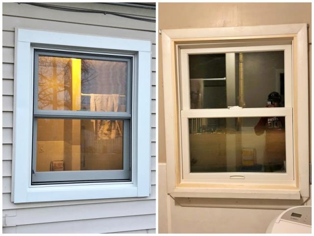 Lodgepole, NE - This Lodgepole home received a face-lift with this new Renewal by Andersen window!
