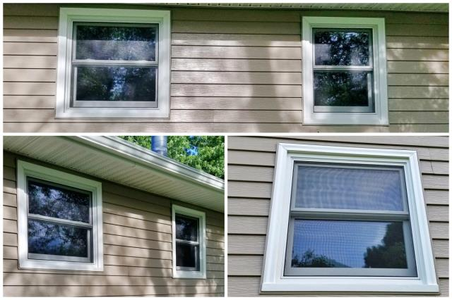Rapid City, SD - This Rapid City home upgraded to Renewal by Andersen windows, increasing efficiency and curb appeal!