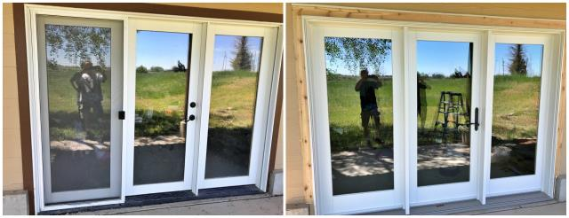 Wheatland, WY - This Wheatland, WY home upgraded their patio door to this beautiful Renewal by Andersen door.