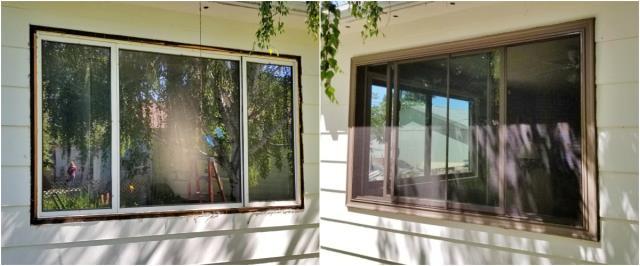 Deer Lodge, MT - This Deer Lodge home upgraded their windows to Renewal by Andersen Fibrex windows!