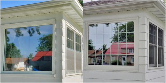 Billings, MT - This Billings home replaced their wood windows with Renewal by Andersen Fibrex windows.
