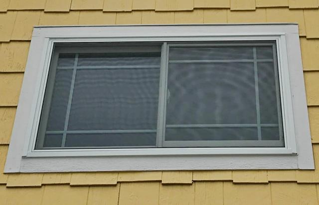 Cheyenne, WY - This Cheyenne home upgraded their window to a Renewal by Andersen Fibrex window.