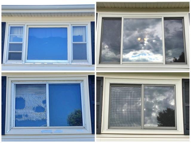 Torrington, WY - This Torrington home upgraded their windows to Renewal by Andersen Fibrex windows.