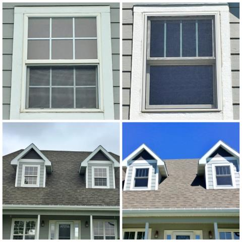 Torrington, WY - This Torrington home upgraded their beautiful house with Renewal by Andersen Fibrex windows.