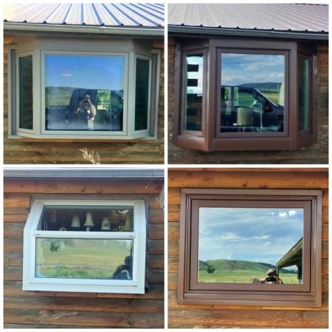 Meeteetse, WY - This Meeteetse home upgraded their windows to Renewal by Andersen windows!