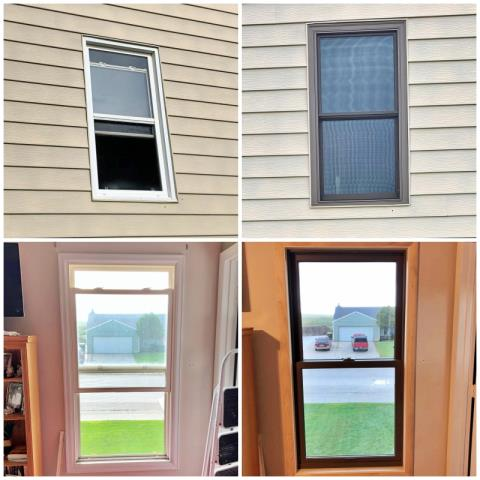 Rawlins, WY - This Rawlins home upgraded their windows to Renewal by Andersen Fibrex.
