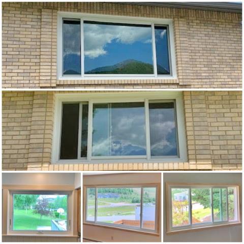 Anaconda, MT - This Anaconda home upgraded their old wood windows to Renewal by Andersen Fibrex windows.
