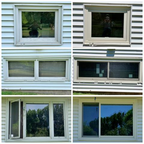 Bozeman, MT - This Bozeman home upgraded their wooden windows to Renewal by Andersen Fibrex.