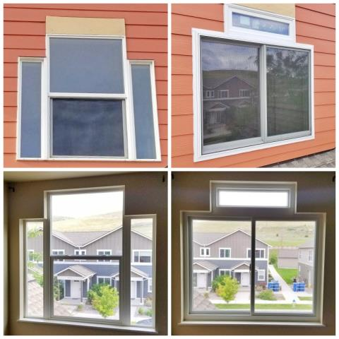 Missoula, MT - This Missoula home upgraded their windows to Renewal by Andersen.