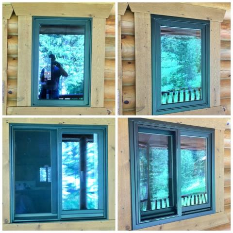 Bozeman, MT - This Bozeman home replaced their old windows with Renewal by Andersen Fibrex.