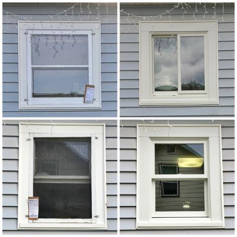 Kalispell, MT - This Kalispell home replaced their old windows with Renewal by Andersen Fibrex.
