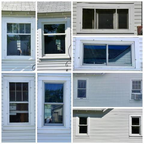 Missoula, MT - This Missoula home upgraded their windows to Renewal by Andersen Fibrex, increasing curb appeal, clarity and efficiency.