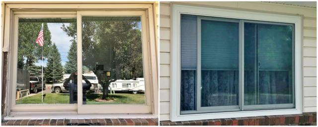 Cheyenne, WY - This Cheyenne home upgraded their windows to Renewal by Andersen Fibrex.