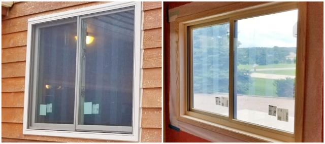 Rapid City, SD - This Rapid City home replaced their old windows with Renewal by Andersen Fibrex.