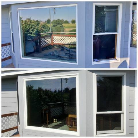 Ronan, MT - This Ronan home upgraded their windows to Renewal by Andersen Fibrex windows.
