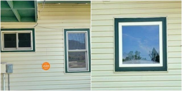 Butte, MT - This Butte home upgraded their windows to Renewal by Andersen Fibrex windows.