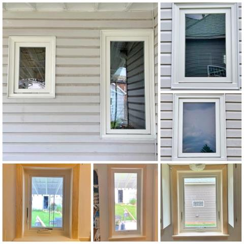 Anaconda, MT - This Anaconda home upgraded their windows to Renewal by Andersen Fibrex, increasing clarity and efficiency.