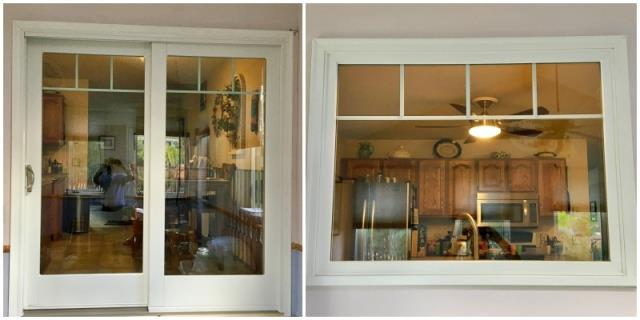 Rawlins, WY - This Rawlins home upgraded their window and door in their sunroom to Renewal by Andersen Fibrex products.  We can't wait to hear about their increased efficiency!