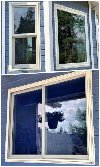 Clancy, MT - This Clancy home upgraded their windows to Renewal by Andersen Fibrex.