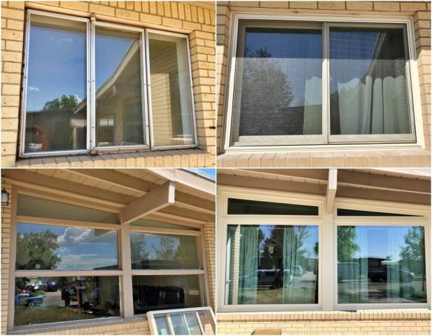 Cheyenne, WY - This Cheyenne home upgraded their old windows to Renewal by Andersen Fibrex windows, increasing clarity, efficiency, and curb appeal.
