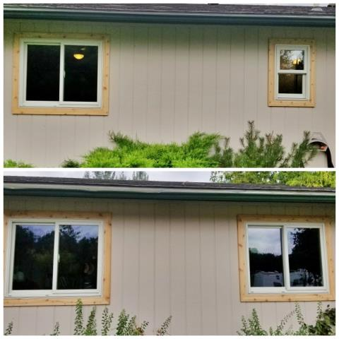 Lolo, MT - This Lolo home upgraded their windows to Renewal by Andersen Fibrex windows.