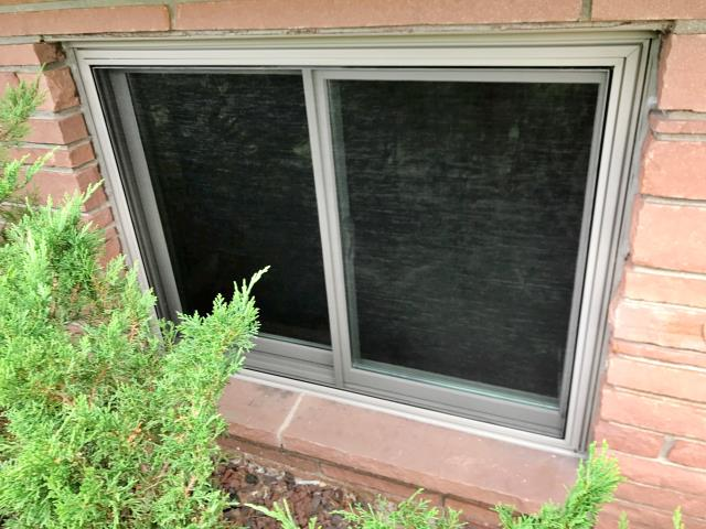 Cheyenne, WY - This Cheyenne home upgraded their windows to Renewal by Andersen Fibrex windows.