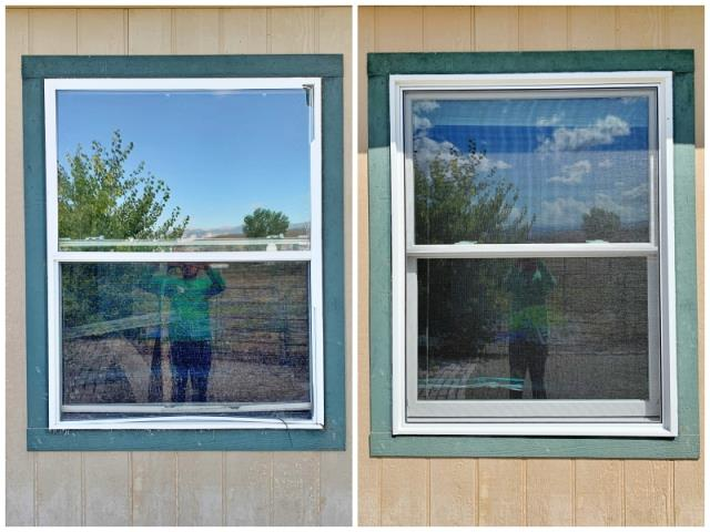 Lander, WY - This Laramie home upgraded their windows to Renewal by Andersen Fibrex.