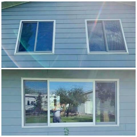 Townsend, MT - This Townsend home upgraded their windows to Renewal by Andersen Fibrex.