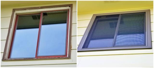 Black Hawk, SD - This Black Hawk home upgraded their windows to Renewal by Andersen Fibrex windows.