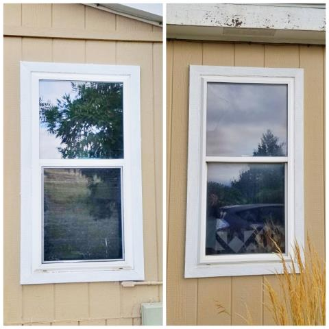 Helena, MT - We love these new Renewal by Andersen Fibrex windows in this Helena home!