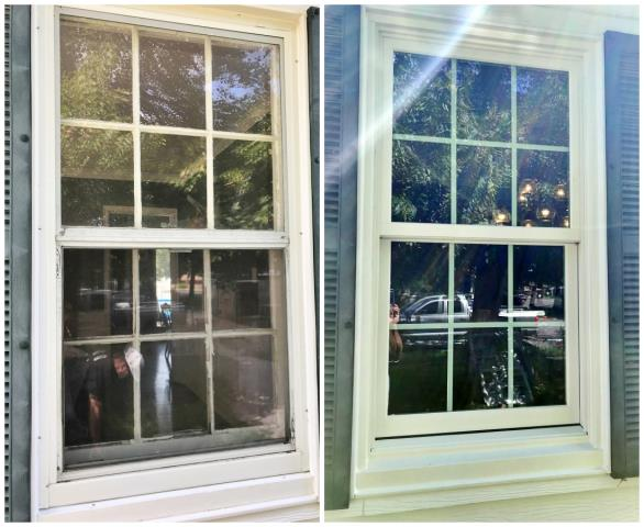 Sidney, NE - This Sidney home upgraded their windows to more efficient Renewal by Andersen Fibrex windows.