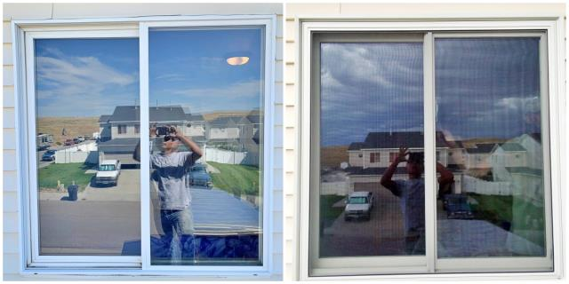 Casper, WY - This Casper home upgraded their old windows to Renewal by Andersen Fibrex.