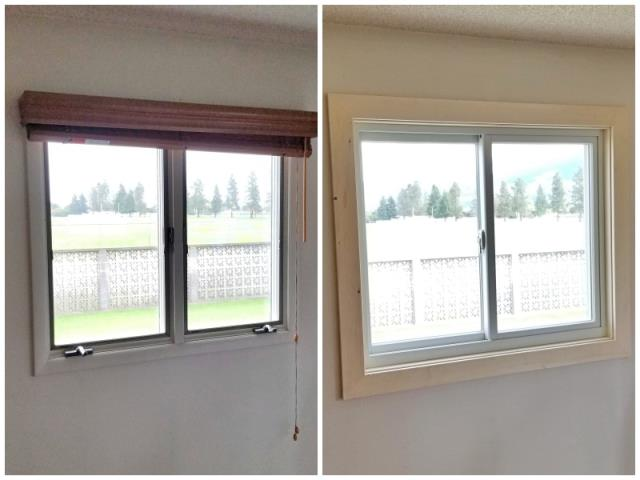 Missoula, MT - This Missoula home increased their energy efficiency when they chose Renewal by Andersen Fibrex windows.