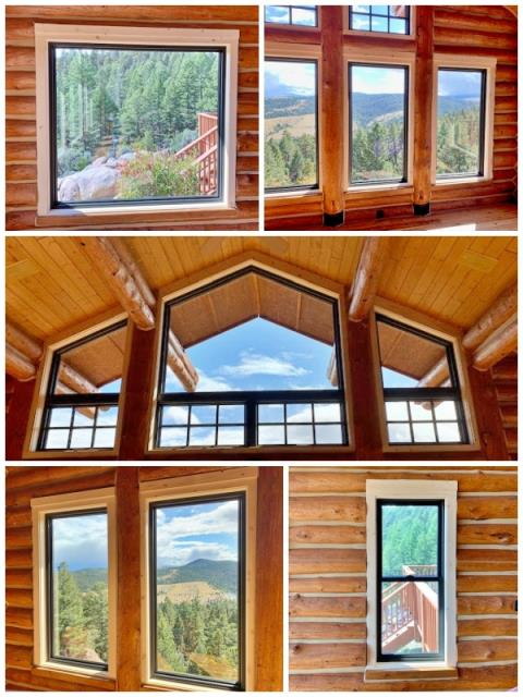 Whitehall, MT - Check out the views in this Whitehall home through their new Renewal by Andersen Fibrex windows!
