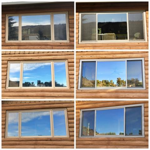 Dubois, WY - This Dubois home upgraded their old wood windows to Renewal by Andersen Fibrex.