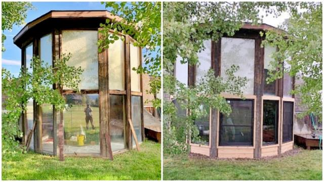 Bozeman, MT - This Bozeman home upgraded their windows to Renewal by Andersen Fibrex, increasing their curb appeal, energy efficiency and clarity.