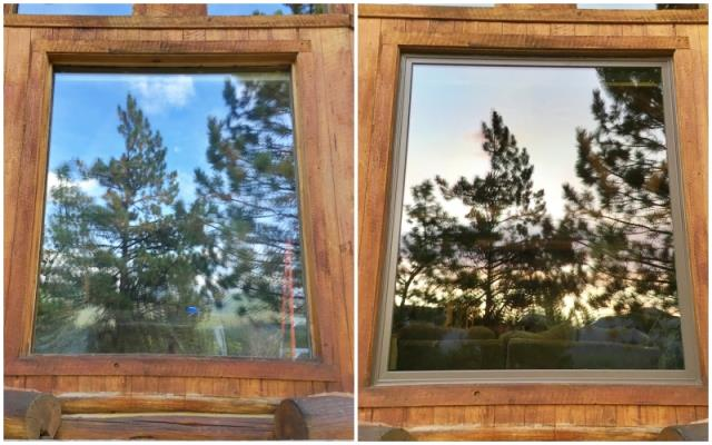 Bigfork, MT - This Big Fork home upgraded their old wood windows to Renewal by Andersen Fibrex, increasing their energy efficiency and clarity.