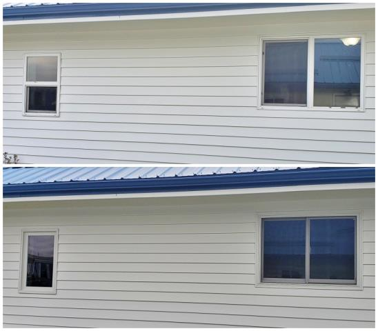 Roberts, MT - This Roberts home upgraded their old windows to Renewal by Andersen Fibrex.