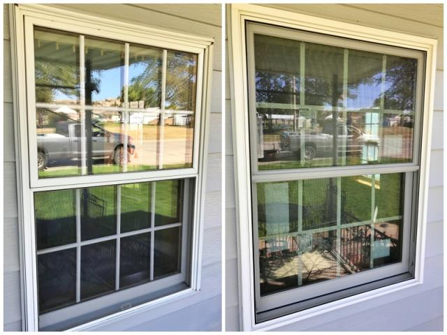 Sidney, NE - This Sidney home upgraded their windows to Renewal by Andersen Fibrex, increasing their energy efficiency.