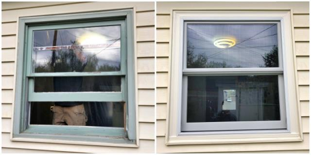 Helena, MT - This Helena home upgraded their windows to Renewal by Andersen Fibrex.