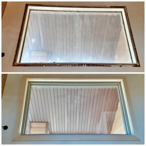 Evansville, WY - This Evansville home upgraded their windows to Renewal by Andersen Fibrex.