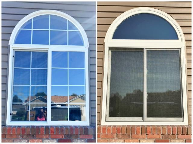 Sidney, NE - This Sidney home upgraded their windows to Renewal by Andersen Fibrex windows.