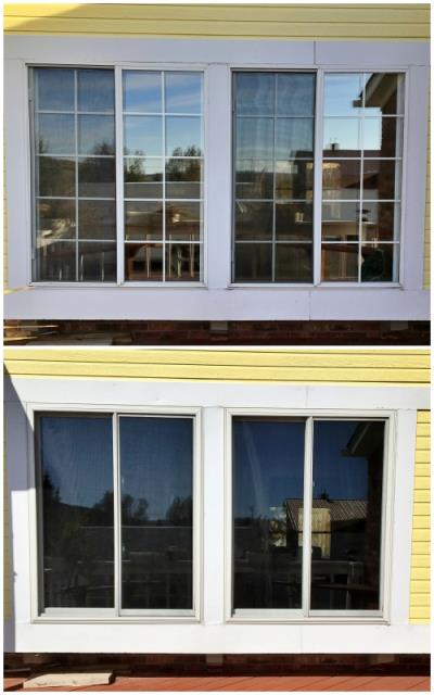 Rawlins, WY - This Rawlins home upgraded their old windows to Renewal by Andersen Fibrex.