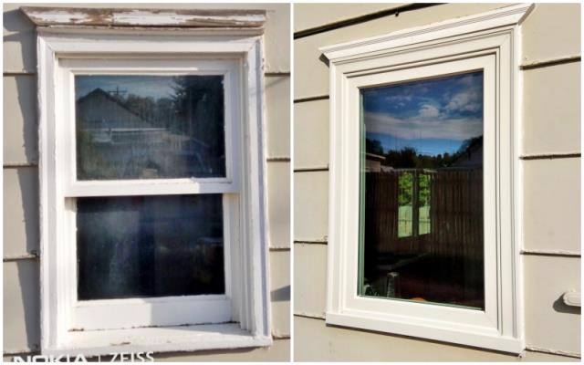Rapid City, SD - This Rapid City home upgraded their windows to Renewal by Andersen FIbrex, increasing efficiency and curb appeal.