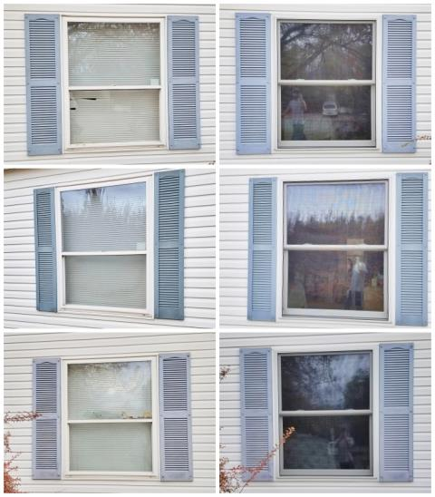 Missoula, MT - This Missoula home upgraded their old broken windows to Renewal by Andersen Fibrex.