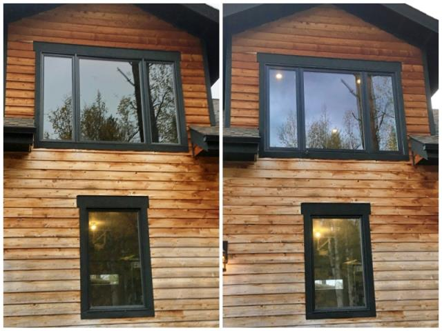 Whitefish, MT - This Whitefish home upgraded their windows to Renewal by Andersen Fibrex.