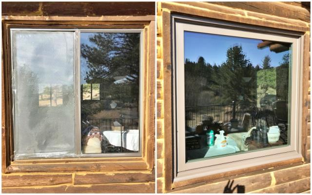 Buford, WY - This Buford home upgraded their windows to Renewal by Andersen Fibrex, increasing energy efficiency and curb appeal.