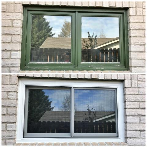 Cheyenne, WY - This Cheyenne home upgraded their windows to Renewal by Andersen Fibrex, increasing their energy efficiency.