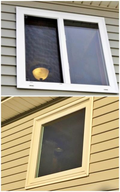 Box Elder, SD - This Rapid City home upgraded their old windows to Renewal by Andersen Fibrex.