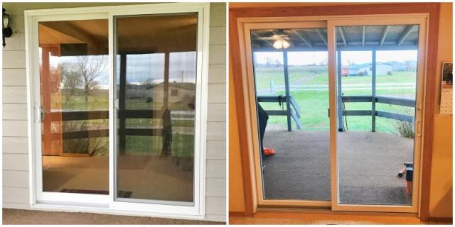 Shepherd, MT - We love those country views through this Shepherd home's crystal clear Renewal by Andersen windows and patio doors!